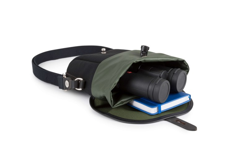 Billingham's new Galbin 8 Binocular case – interior protection at the highest level