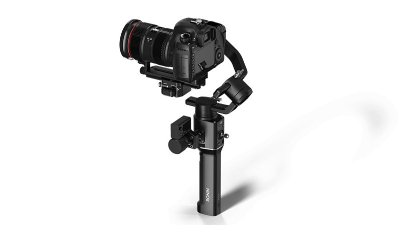 DJI Ronin-S: Pricing and Availability Revealed