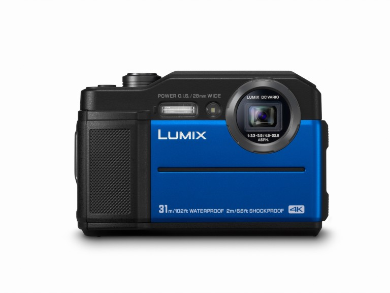 Enter the LUMIX FT7: A New 4K Rugged Camera for Outdoor Shooting