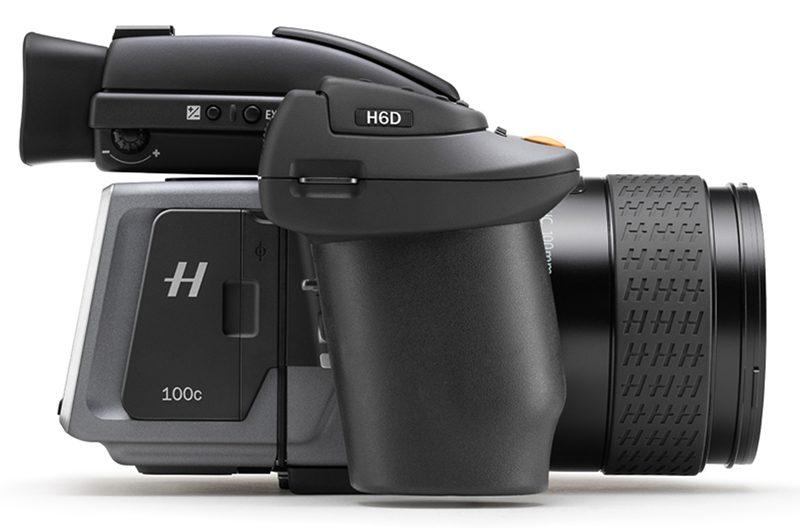 Hasselblad's H6D