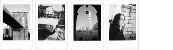 Instax Mini Film Monochrome