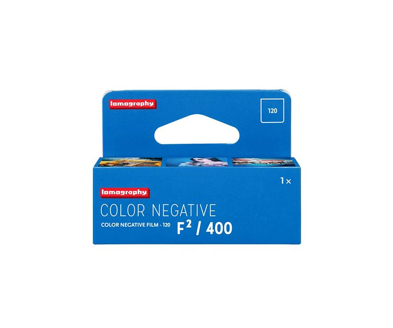 Lomography Colour Negative F²/400 120 Film