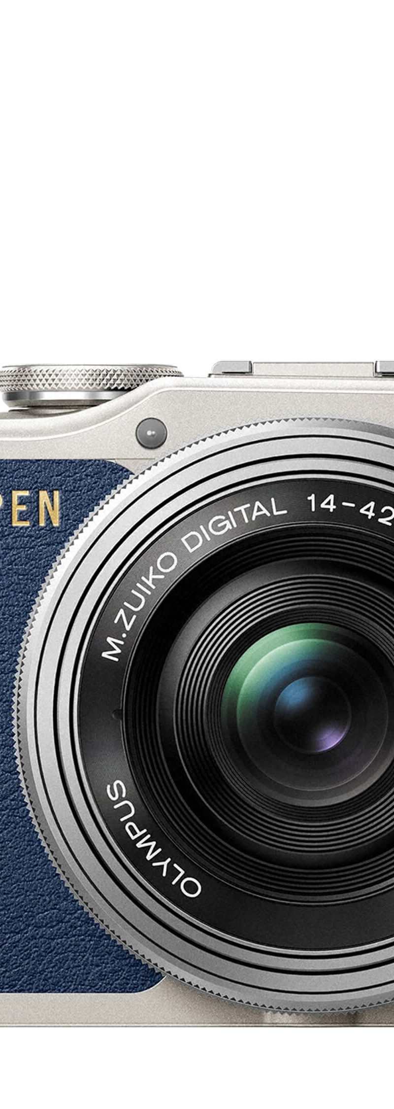 True Blue: Olympus Unveil new Special Edition PEN E-PL9 Camera in Blue
