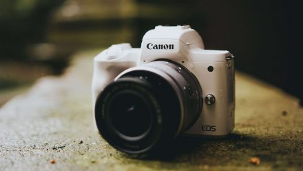 Read #TheMeasure: Hands on with the Canon EOS M50