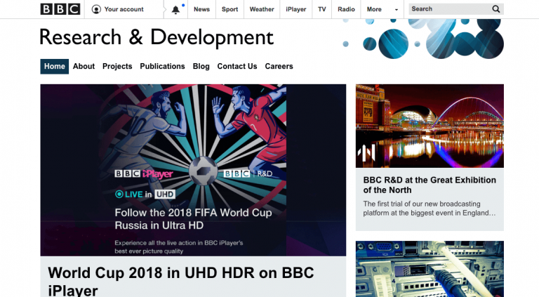 BBC Research & Development