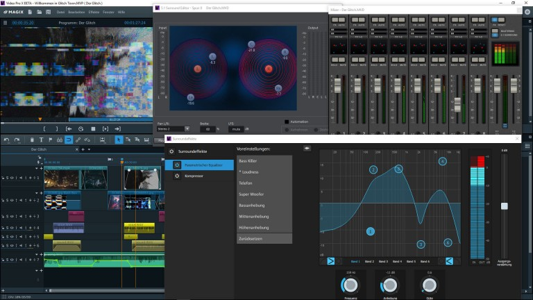 Video Pro X from MAGIX
