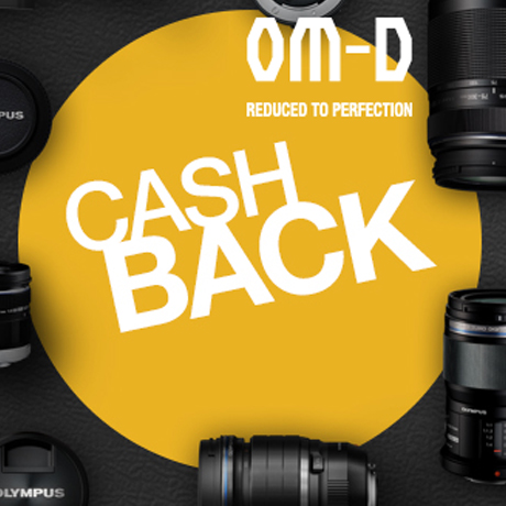 Olympus Announces Summer Cashback Deals