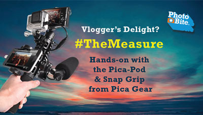 Read #TheMeasure: Hands-on with the Pica Pod and Snap Grip