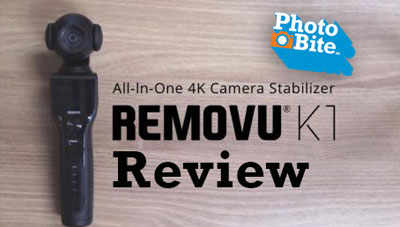 Read #TheMeasure: The REMOVU K1 4K Camera Stabiliser