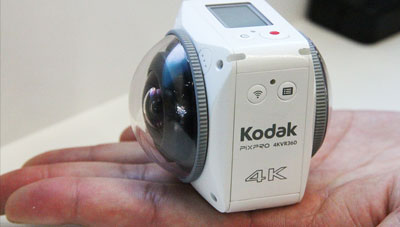 Read #TheMeasure: PhotoBite Reviews the Kodak Pixpro 4K VR360 Camera