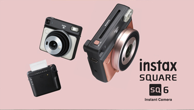 Read Fujifilm Unveils the Instax SQ6: Square Format Instant Analogue Camera