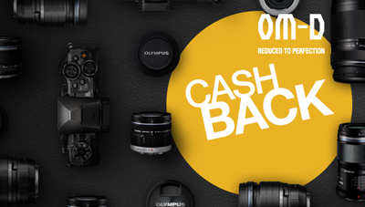 Read Olympus Announces Summer Cashback Deals