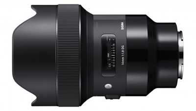 Read Pricing Announced for Sigma Range of Sony E-mount Art Prime Lenses