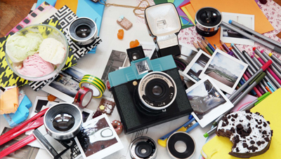Read Lomography Launches Kickstarter Campaign for new Diana Instant Square Camera