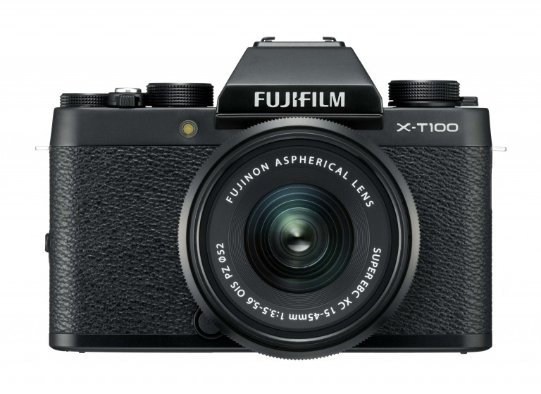 Fujifilm unveils the X-T100 Mirrorless Digital Camera into the X-Series