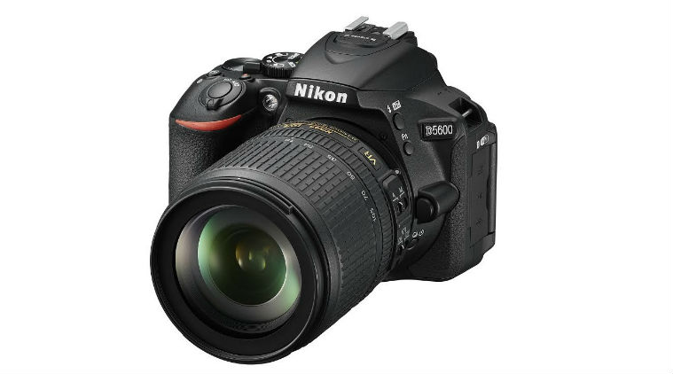 The Nikon D5600 now part of the tasty summer cashback promo fro Nikon.