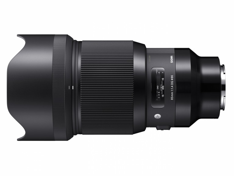 Pricing Announced for Sigma Range of Sony E-mount Art Prime Lenses