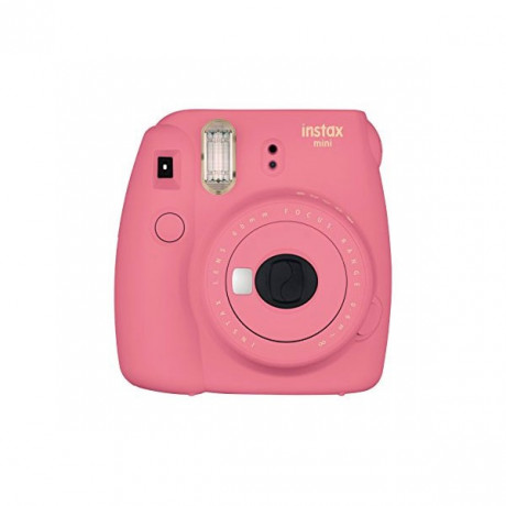 PhotoBite - Fujifilm Instax Mini 9 in Flamingo Pink with 10 Shots Included