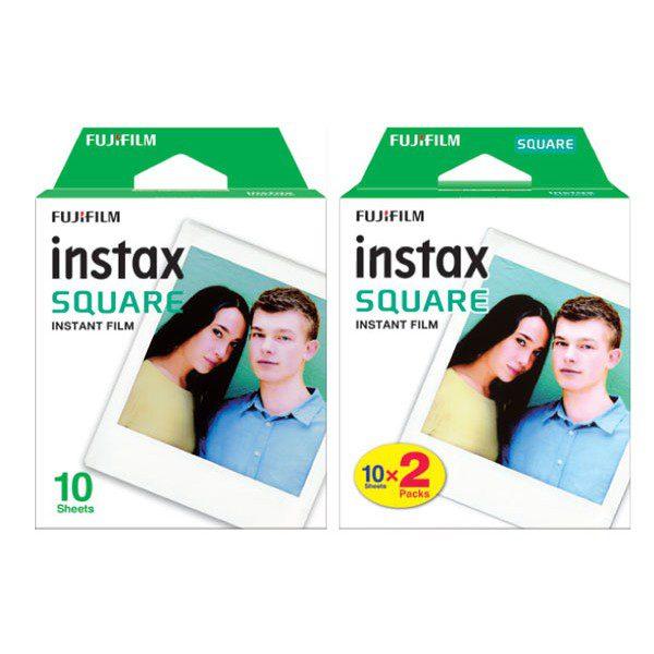 PhotoBite - Fujifilm Instax Square Film Twinpack