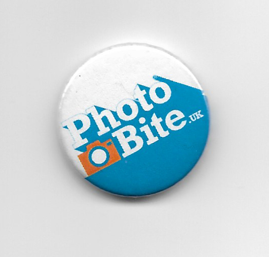 Photobite Pin Badge