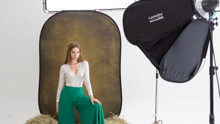Read New Collapsible Vintage Background Announced by Lastolite by Manfrotto
