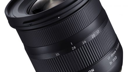 Read Tamron has Launched a Super-Light, Super-Small Ultra-Wide Zoom Lens: The 17-35mm F/2.8-4 Di OSD