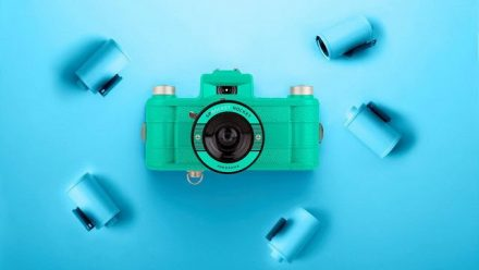 Read Lomography Launches the Sprocket Rocket in Teal