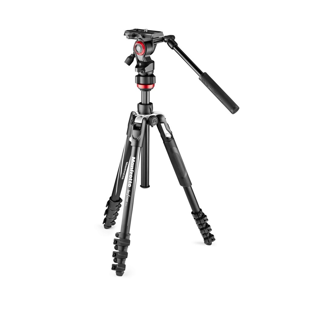 Manfrotto Befree Live Lever