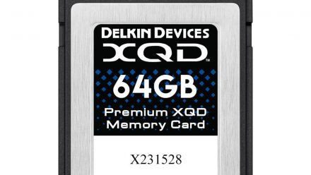 Read Premium XQD Memory Cards Announced by Delkin Devices