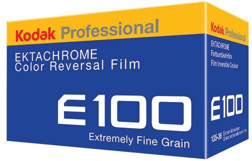 KODAK PROFESSIONAL EKTACHROME Film E100