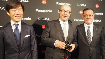 Read Leica Camera Announces the L-Mount Alliance with Panasonic and Sigma