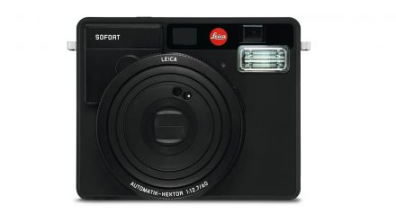 Read Leica Announce SOFORT Instant Camera in Black