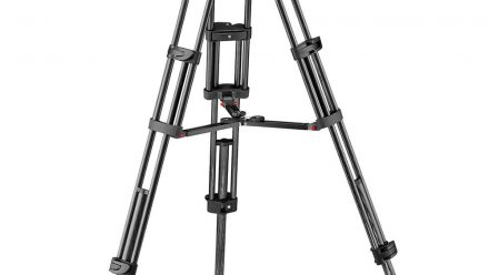 Read Two New Carbon Fibre Video Tripods from Manfrotto