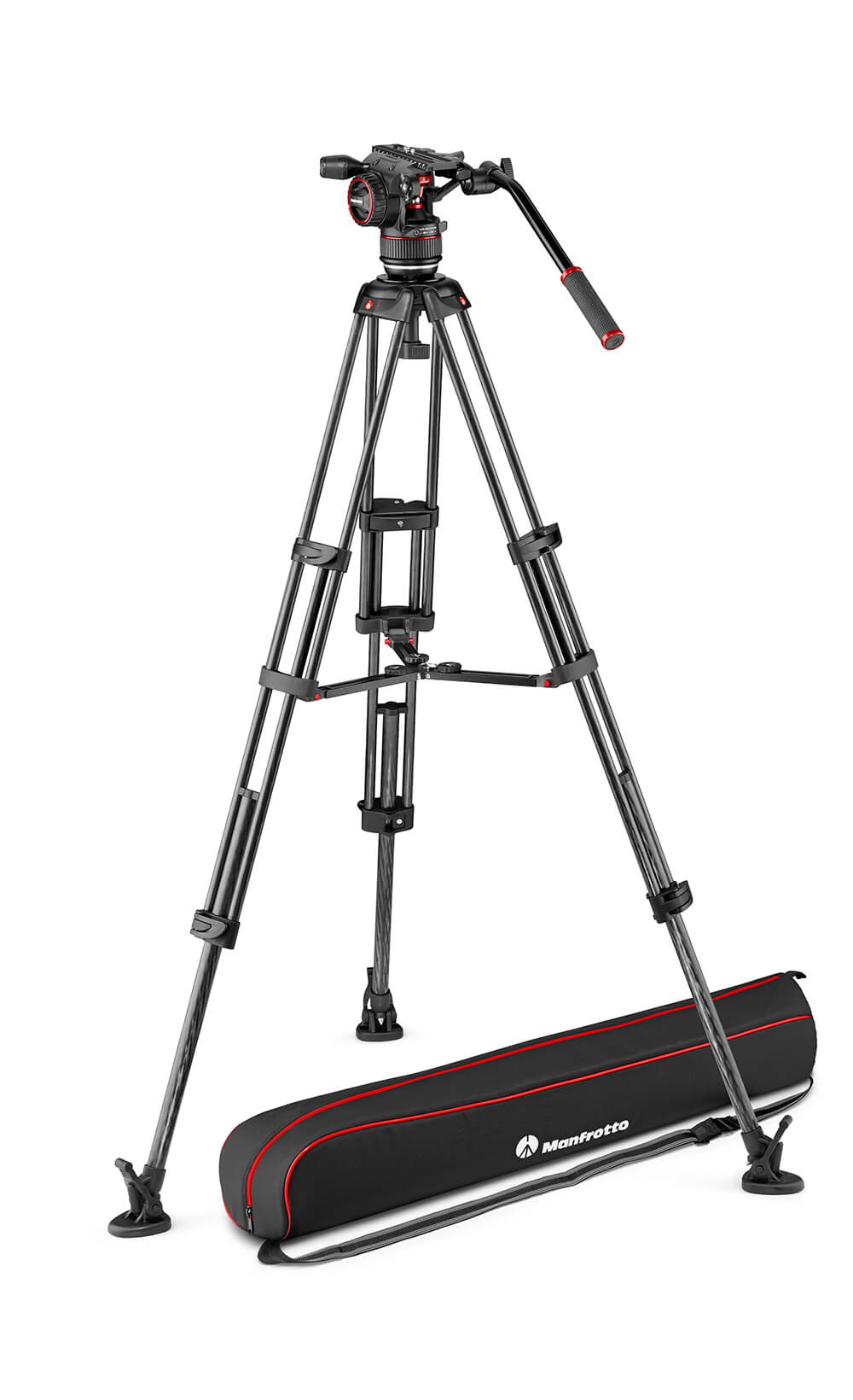 Manfrotto Nitrotech CF Kit