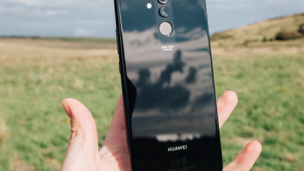 Read Hands-on with the Huawei Mate 20 Lite