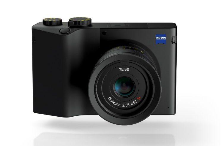 Zeiss ZX1 Full Frame Mirrorless Camera