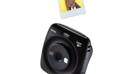 Read New Hybrid Instax Square SQ20 Instant Camera from Fujifilm Unveiled
