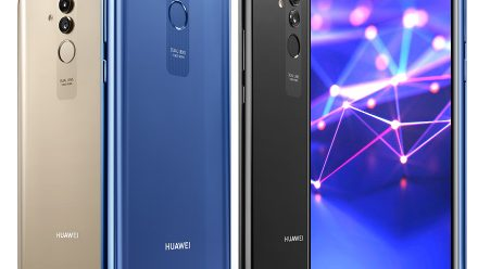 Read Huawei's Mate 20 Lite with 4x AI Cameras Now Available in the UK