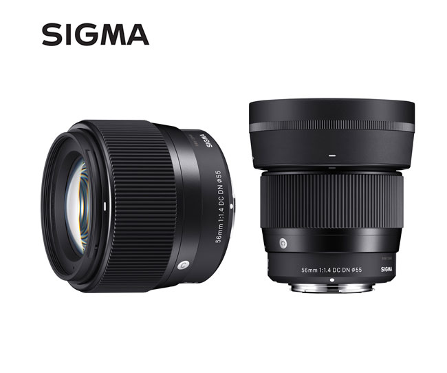 SIGMA 56mm F1.4 DC DN | Contemporary lens