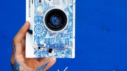 Read Lomography Lomo'Instant Explorer  Designed by KristopherH Launches