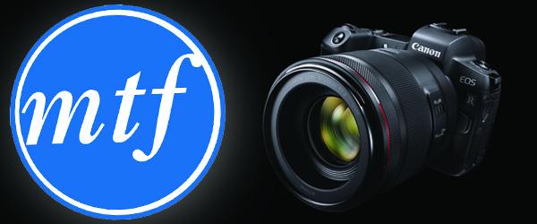 MTF Canon EOS R