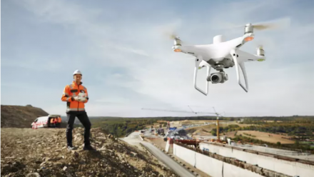 Read DJI Unveils The Phantom 4 RTK