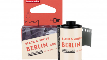 Read Lomography Launches New Black & White Berlin 400 35mm Kino Film