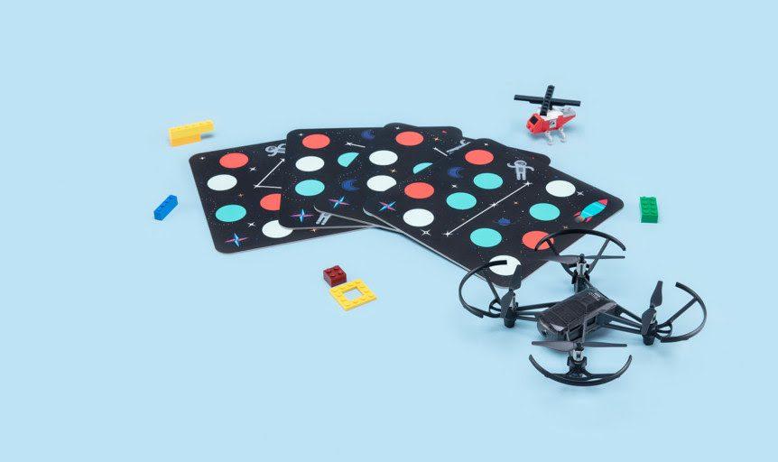 Tello mini-drone