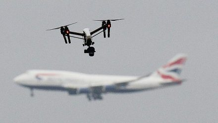 Read DJI Offers Advice to Solve Problems at Gatwick Airport