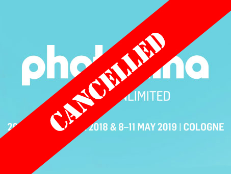PhotoBite - Photokina 2019 Cancelled: Newly Announced Annual Cycle Now Commencing May 2020