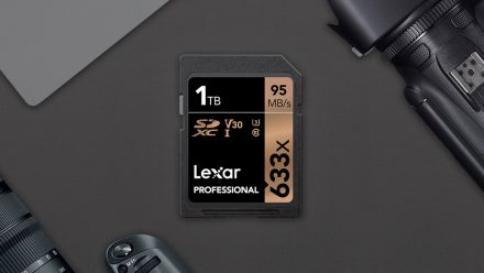 Read Holy Moly! Lexar Announces 1TB SD Card
