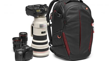 Read Manfrotto Announce Two new Pro Light RedBee Backpacks