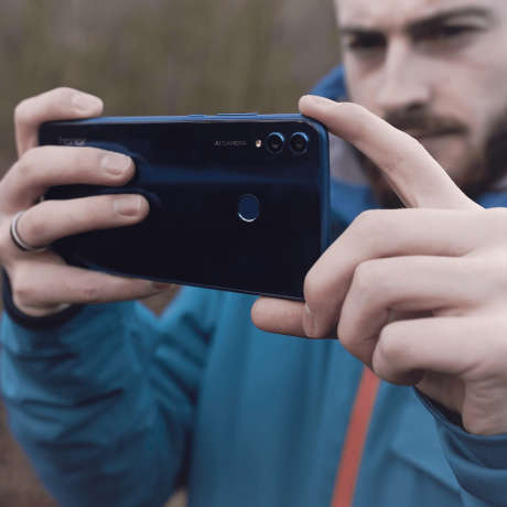 PhotoBite - #TheMeasure: Hands-on with the Honor 8X