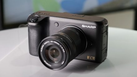 Read Sharp Announces 8K Camera at CES 2019